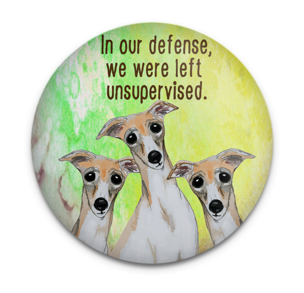 Unsupervised Greyhounds Whippets Magnet