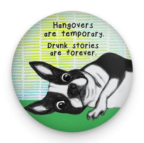 Hangover Boston Magnet