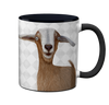 Inappropriate Goat Mug
