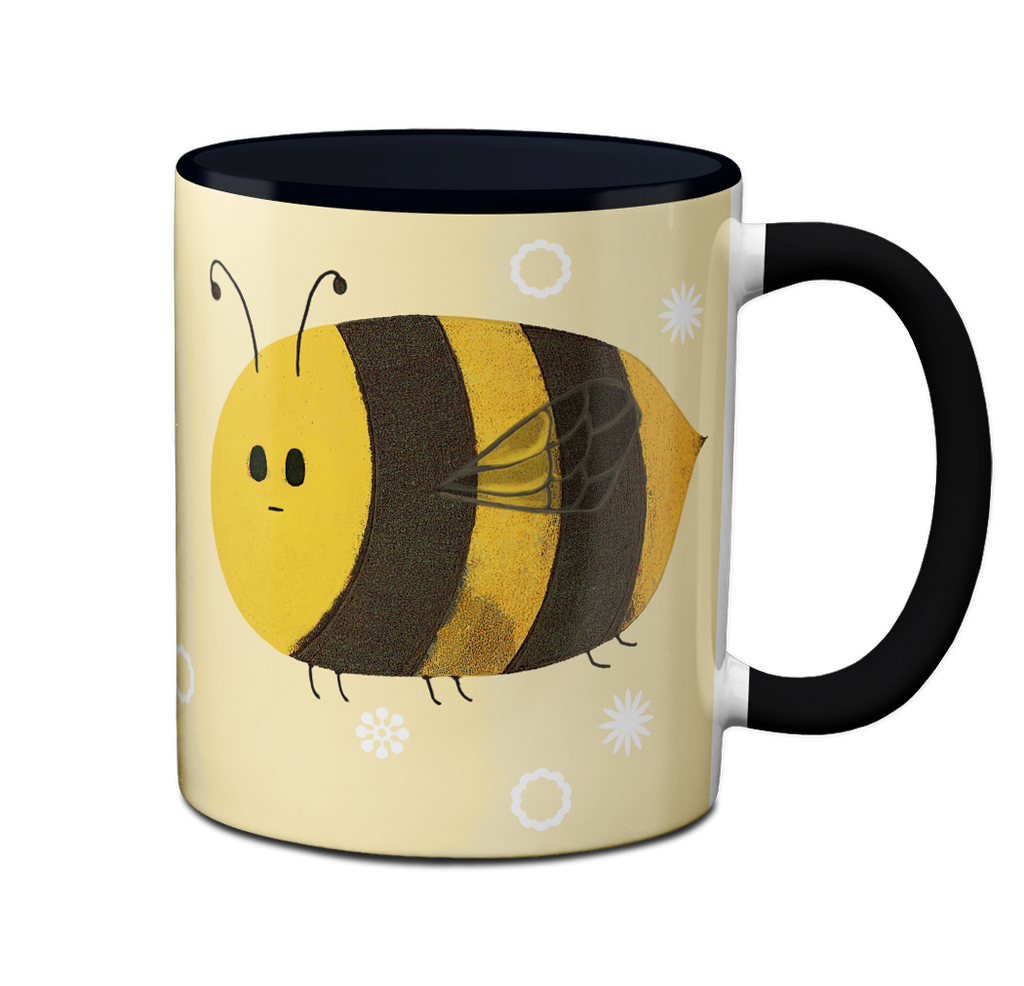 I'm A Keeper Bee Mug by Pithitude