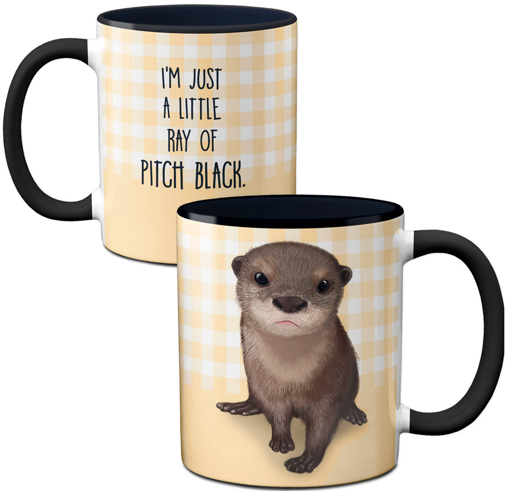 Otter Ray Mug by Pithitude