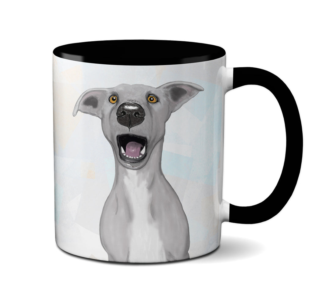 Dog Told My Therapist Mug by Pithitude