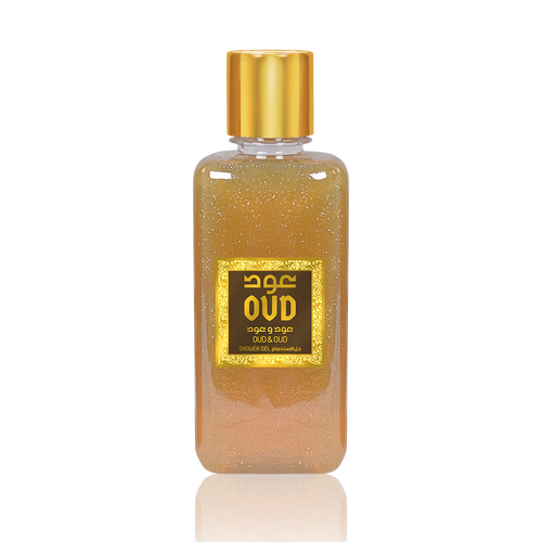 Oud & Oud Shower Gel 300ml by Oudlux
