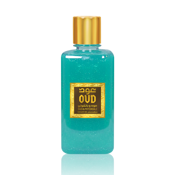 Patchouli with Oud Shower Gel 10oz 300ml