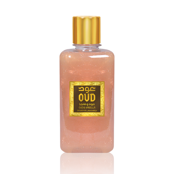 Vanilla with Oud Shower Gel 10oz 300ml