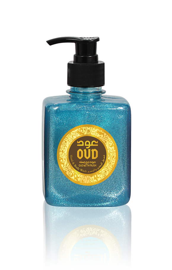 Musk with Oud Liquid Soap 10oz 300ml