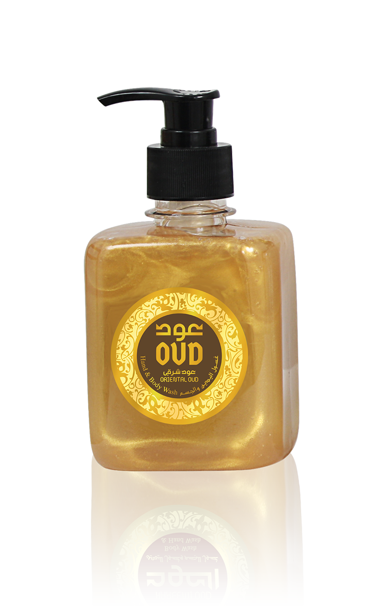 Oriental Oud Liquid Soap 300ml by Oudlux