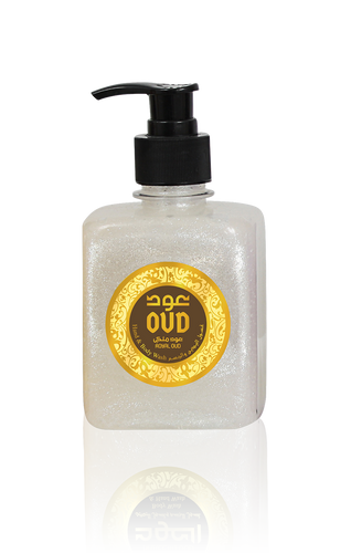 Royal Oud Liquid Soap 300ml by Oudlux