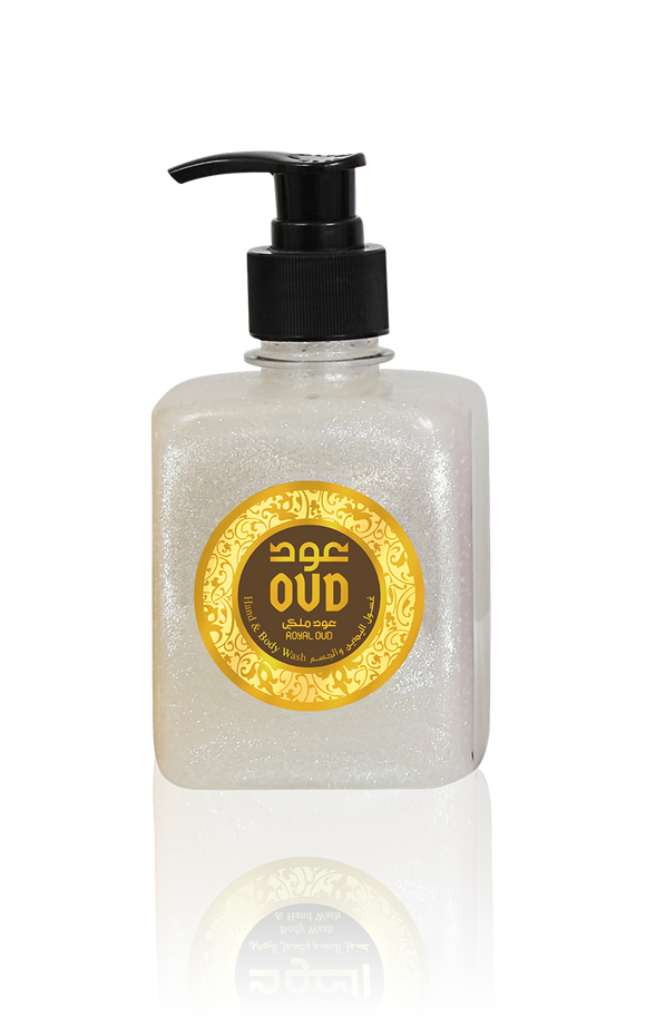 Royal Oud Liquid Soap 10oz 300ml