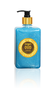 Musk Oud Liquid Soap 500ml by Oudlux