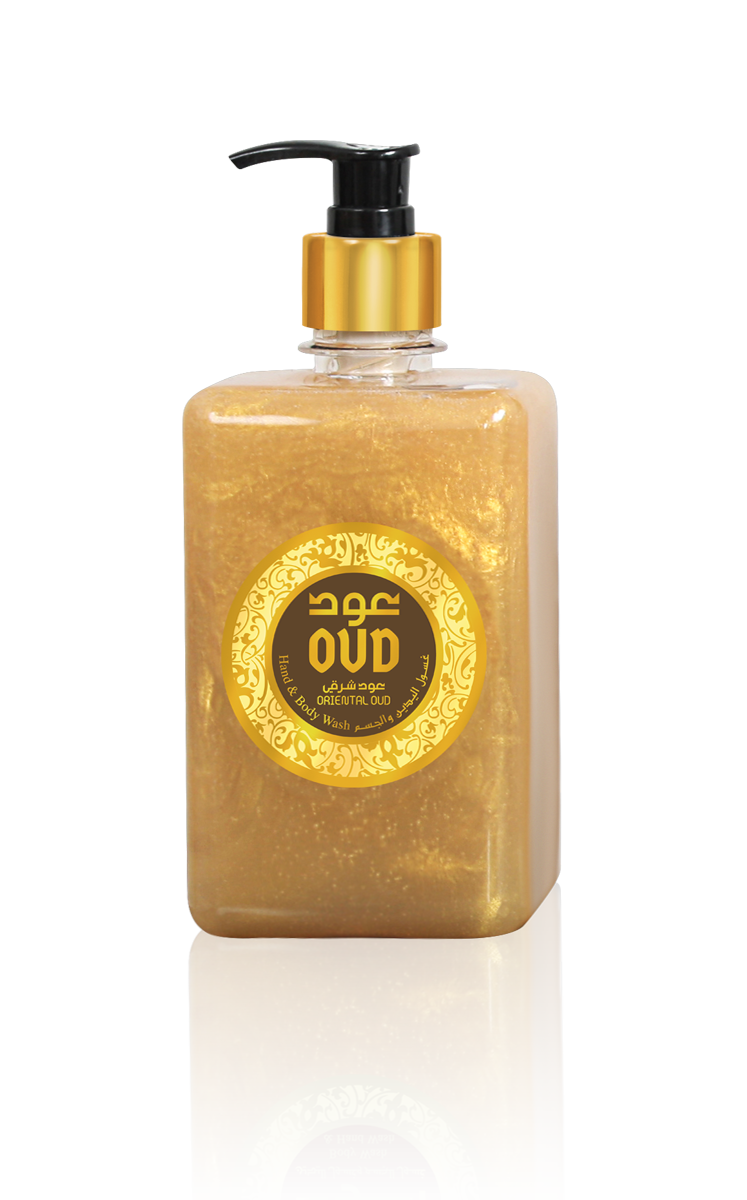 Oriental Oud Liquid Soap 500ml by Oudlux