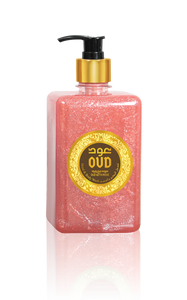 Rose Oud Liquid Soap 500ml by Oudlux