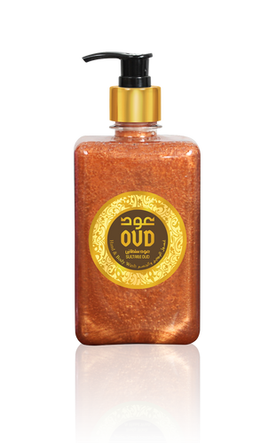 Sultani Oud Liquid Soap 500ml by Oudlux