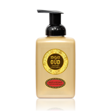 Load image into Gallery viewer, 4X The Complete Collection of The Oud Foaming Hand Wash Soap 500ml by Oudlux