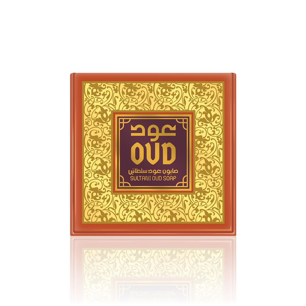 Sultani Oud Soap Bar 125g by Oudlux
