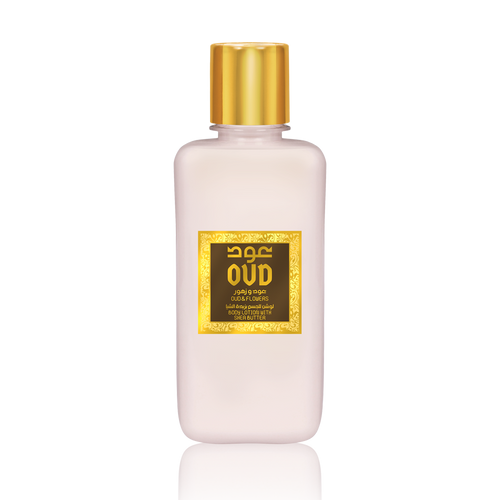 Oud & Flowers Oud Body Lotion 300ml by Oudlux