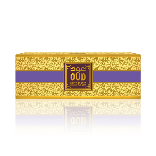 Hareemi Oud Soap Bar 125gms - 3 Piece Pack-OudLux