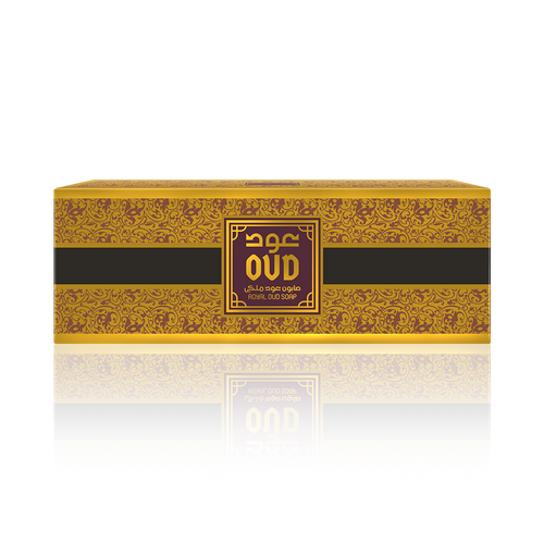 Oudlux Royal Soap Bar 125gms - 3 Piece Pack-OudLux