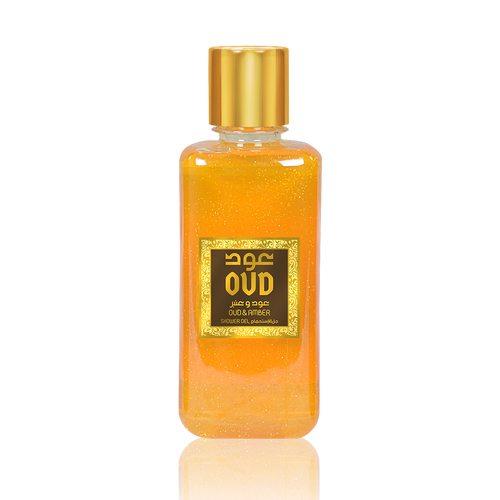 Oudlux Shower Gel 10oz 300ml Amber-OudLux