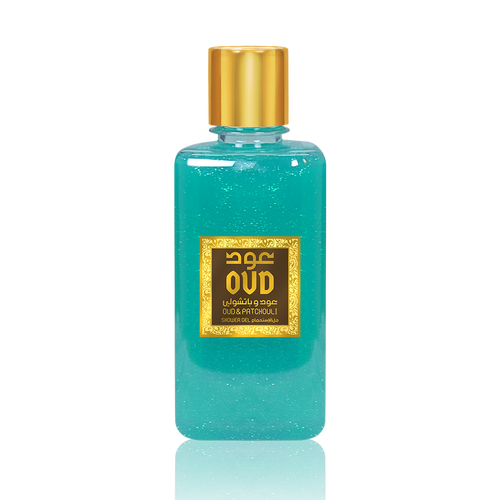 Oudlux Shower Gel 10oz 300ml Patchouli-OudLux