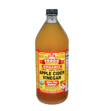 organic apple cider vinegar in kung fu tonic