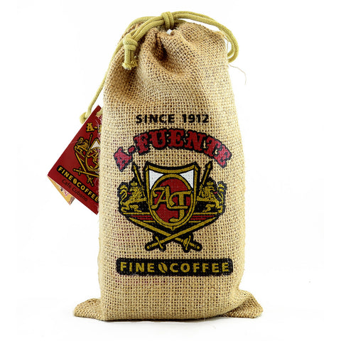 Cafe Cubano Espresso Burlap Bag (10oz)