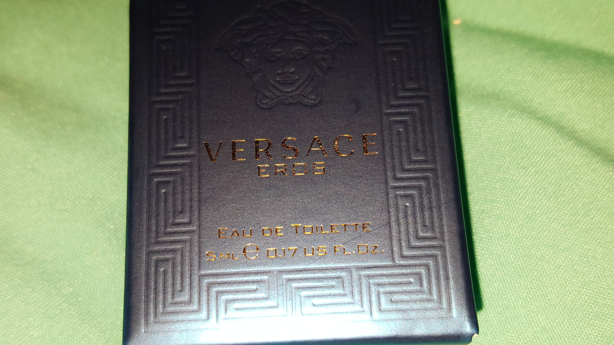 Versace eu da toilete - EROS -  New Fashion Finds By Carole
