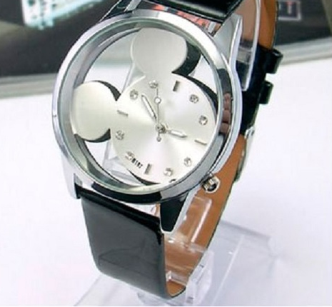 SHENHUA 9397 Retro Bronze Leather Band Men's Vintage Casual Mechanical Watch