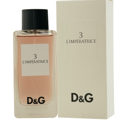 Dolce & Gabbana D&G Anthology L´Imperatrice 3 -  New Fashion Finds By Carole