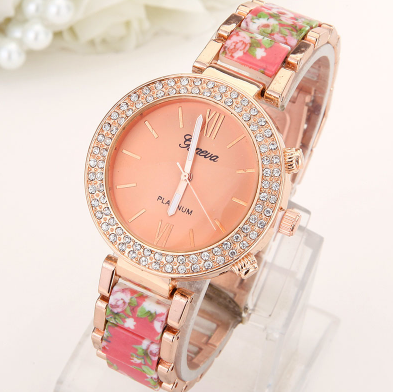 Vintage looking watch will add beauty and versatility to your current watch collection. -  New Fashion Finds By Carole