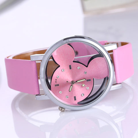 Mickey watches both fun and fashionable. -  New Fashion Finds By Carole