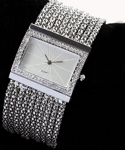 Bring out the Bling!  Oh so cute women and teens watches!