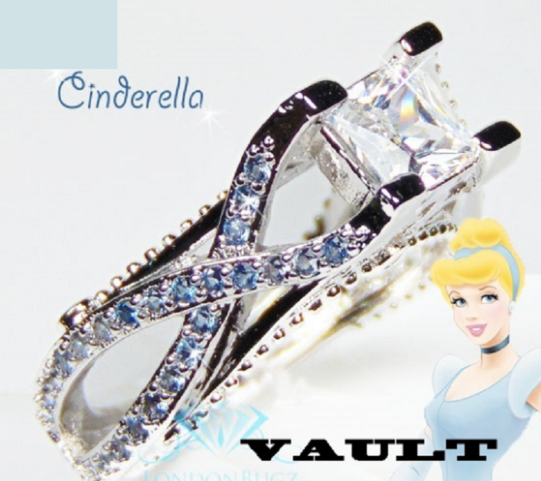 Cinderella Slipper *VAULT* -  New Fashion Finds By Carole