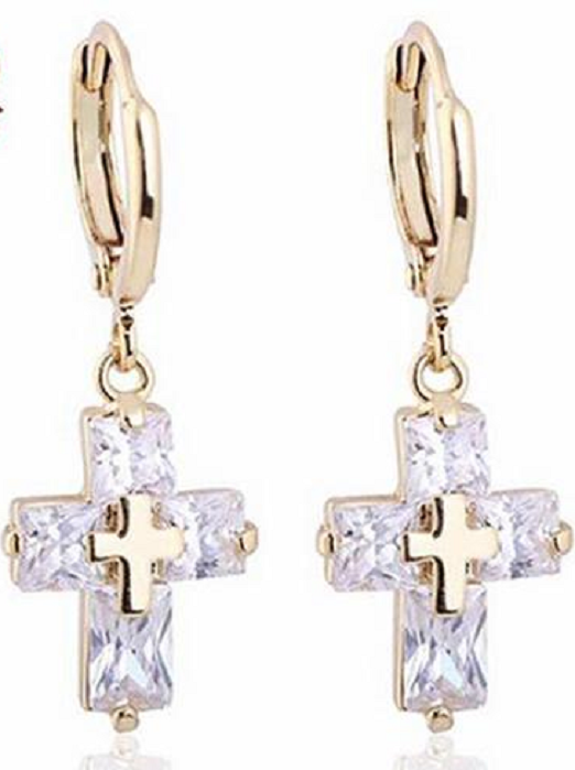 Bless Earrings -  New Fashion Finds By Carole