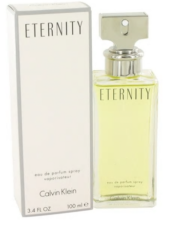 Calvin Klein Eternity Women's 3.4-ounce Eau de Parfum Spray -  New Fashion Finds By Carole