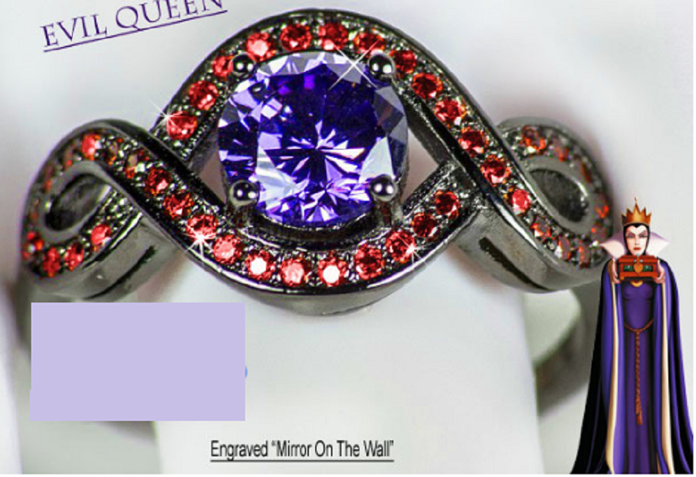 "Evil Queen ""Mirror On the Wall"" -  New Fashion Finds By Carole"