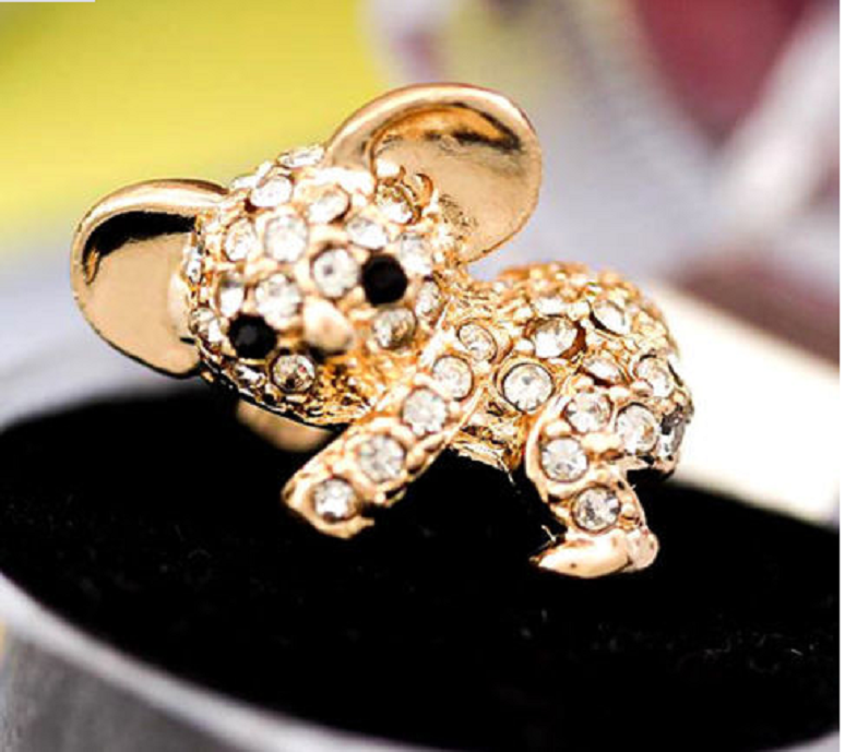 Gold Koala 3.5mm Universal Anti Dust Plug Earphone Jack Stopper Cap for Phone -  New Fashion Finds By Carole