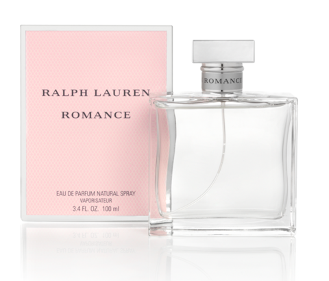 Ralph Lauren Romance women's Perfume 3.4 oz NEW!! -  New Fashion Finds By Carole
