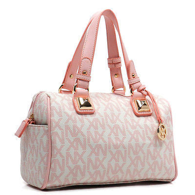 Pink NX long strap or handbag  Beautiful Michael Kors Handbag! -  New Fashion Finds By Carole