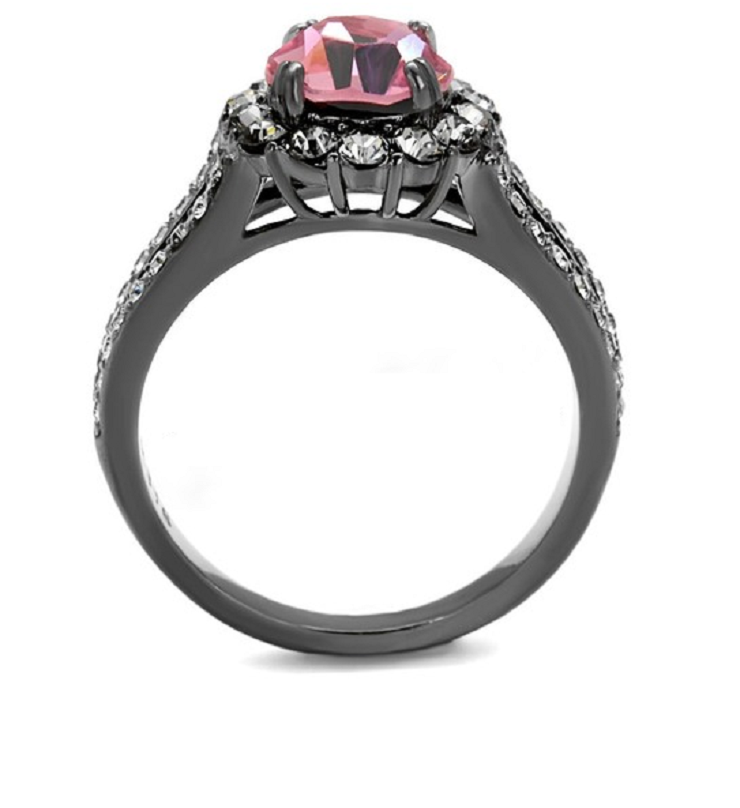 Smashing Pink Delight Ring -  New Fashion Finds By Carole