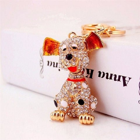 Lovely Crystal Rhinestone HandBag Pendant Keyrings Keychains ( can be used as a pendant) -  New Fashion Finds By Carole