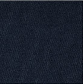 Velvet By The Yard in Navy