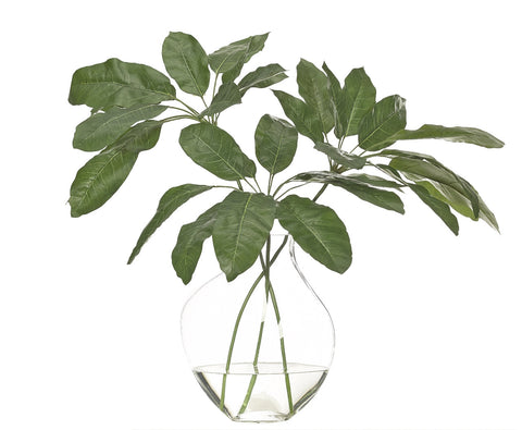 Faux Schefflera Arrangement
