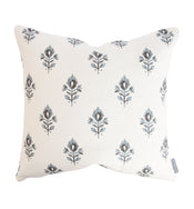 Addison Block Print Pillow Cover