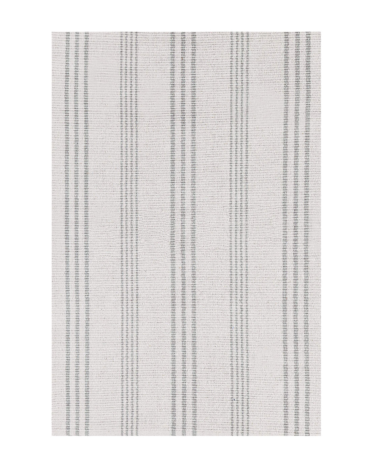 Aland Stripe Cotton Rug Swatch
