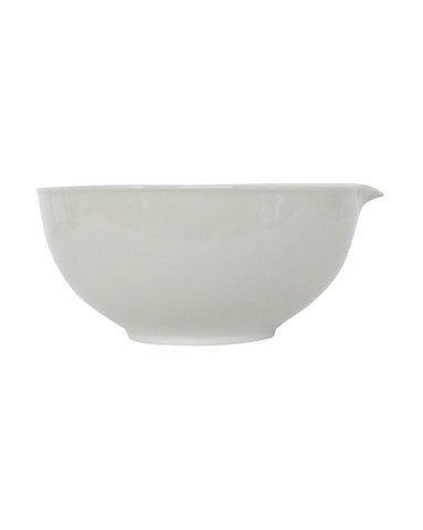 Antique White Batter Bowl