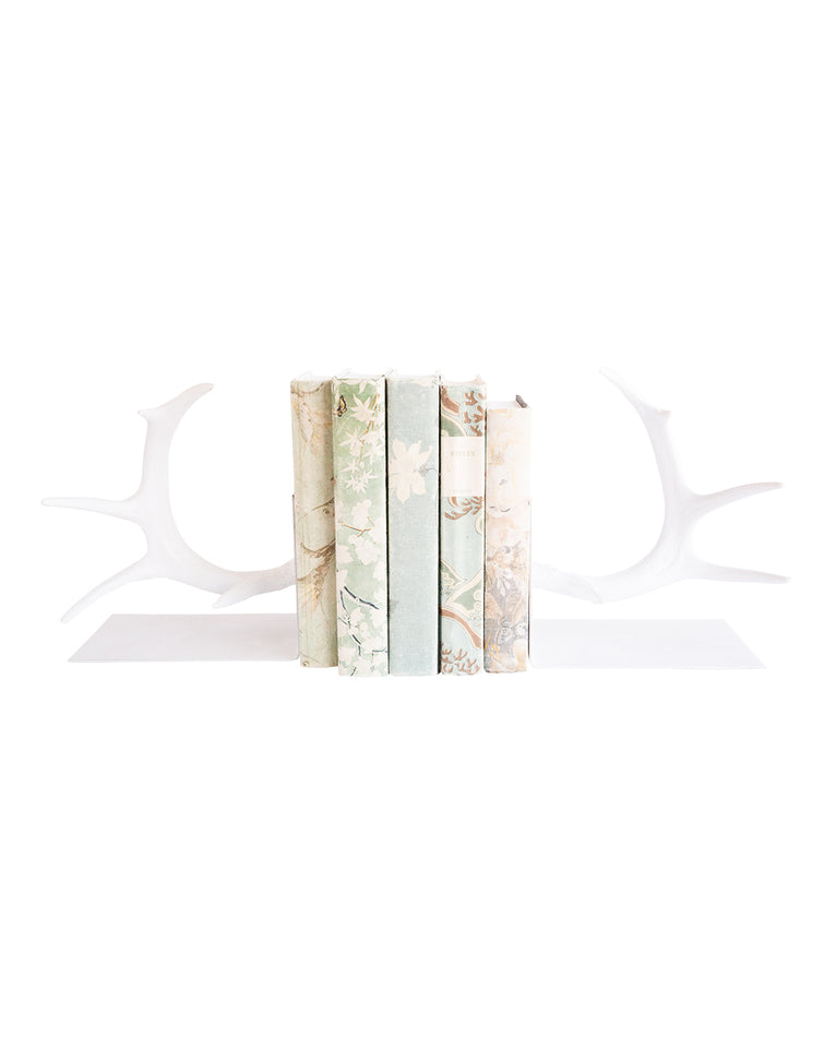 Antler Bookends