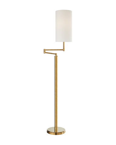 Anton Swing Arm Floor Lamp
