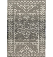 Arelli Hand-Knotted Rug Swatch