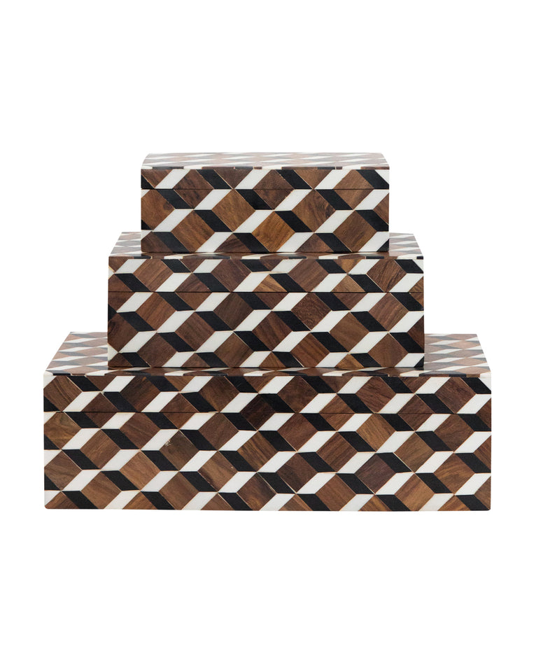 Armo Patterned Box